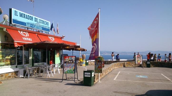 El Mirador del Estrecho.
