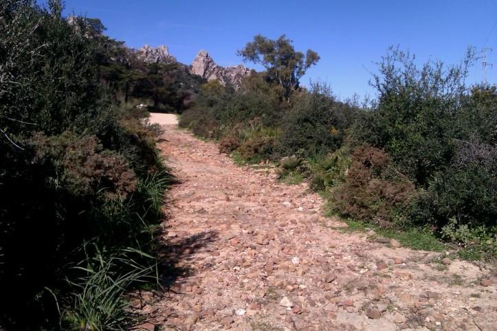 Betijuelo Rocky Mtb Route.