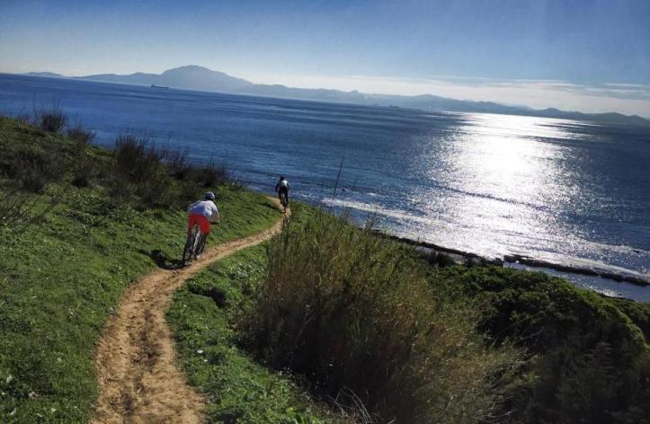 Coastal Biking Trail Guadalmesi. Foto David Moreno