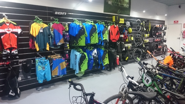 GreenRider Ropa de Ciclismo.