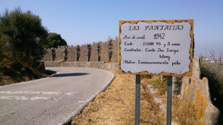 Las Pantallas Mtb Climbing Training.