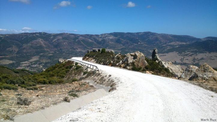 Mountain Biking In Tarifa With A Guide
