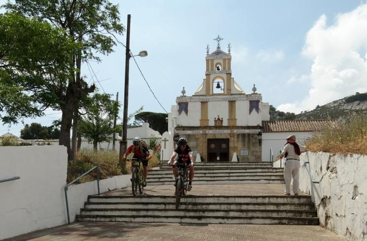Parroquia La Divina Pastora in Facinas.