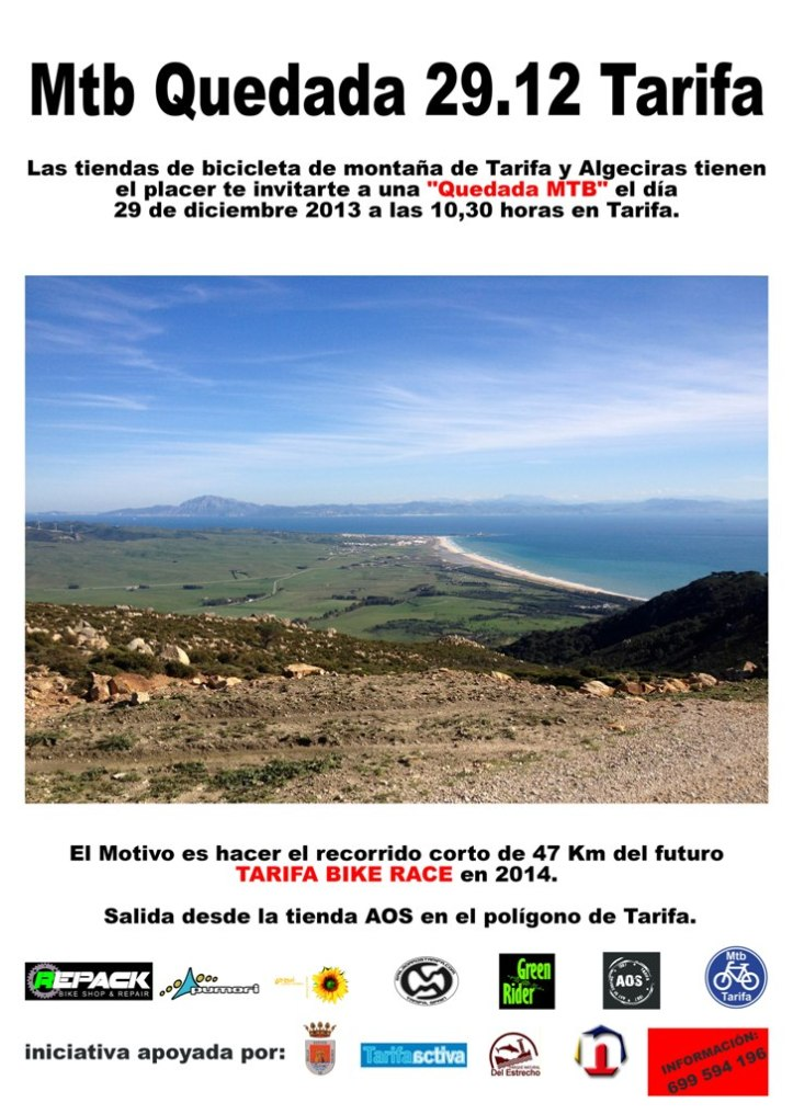 Mountain Bike Meeting Tarifa