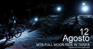 Full Moon Night Ride Tarifa 2014