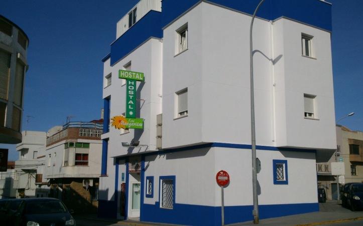 Hostal Las Margaritas en el centro de Tarifa