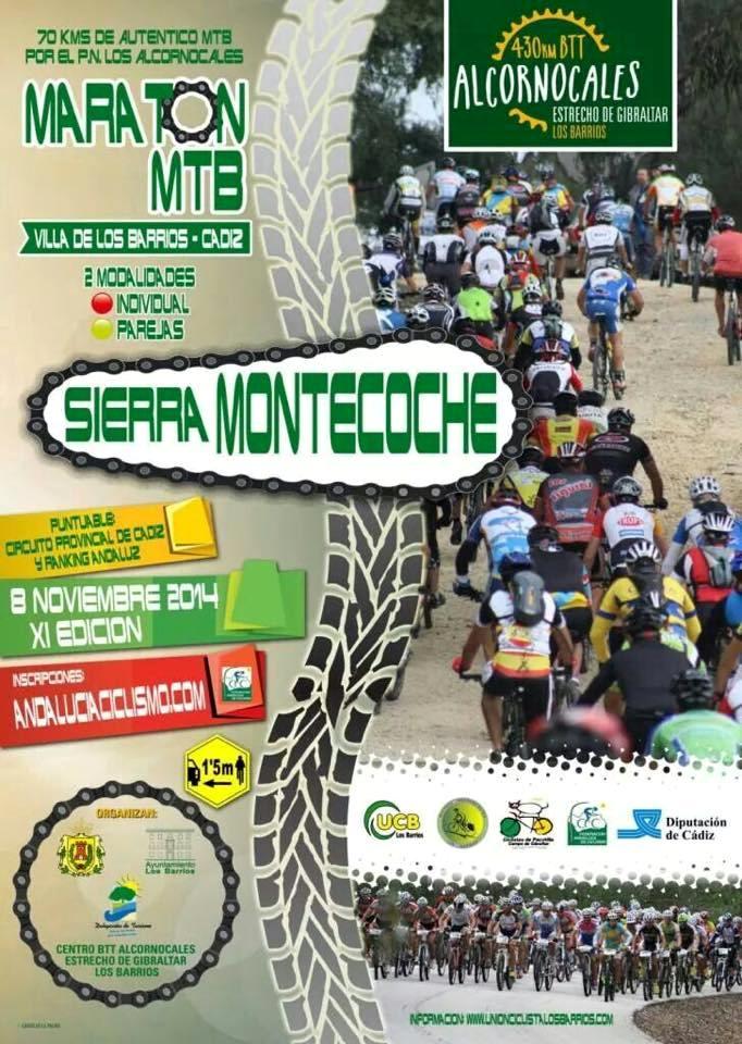Mtb Maraton Sierra Montecoche