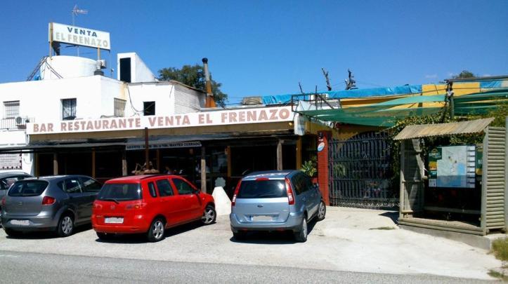 Venta El Frenazo, Legendario en el Campo de Gibraltar