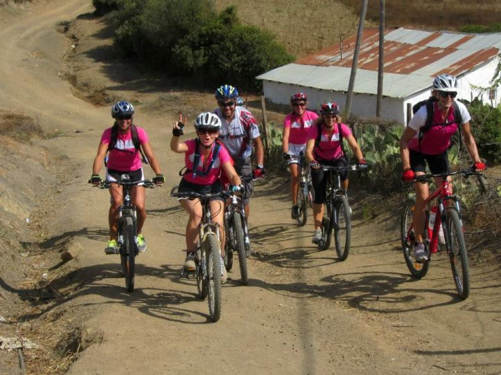 Girasol Mountain bike rental and organized tours