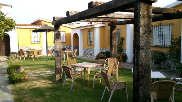 Apartamentos con Jardín comun