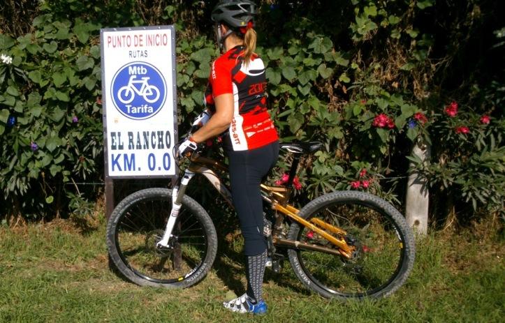 Punto de Inicio Km 0.0 El Rancho Tarifa