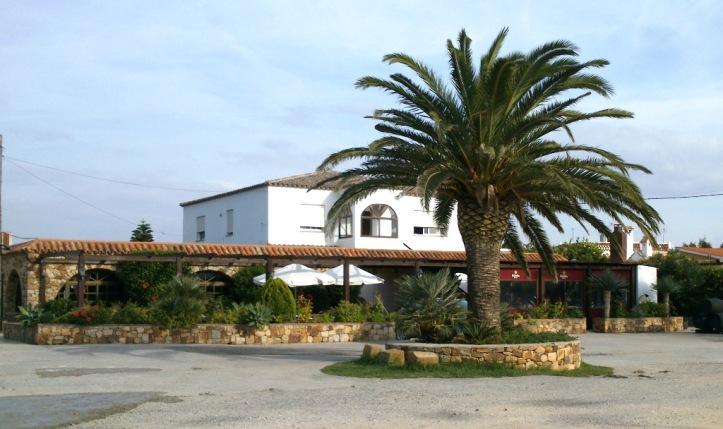 Km 0 Restaurante Bar El Rancho en Tarifa