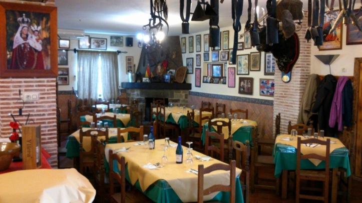 Restaurante El Rancho de Familia Santos