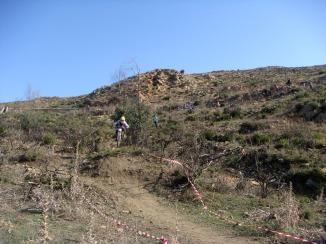 IV DH Sierra Carbonera de Greenrider 2014. Fotos Montse