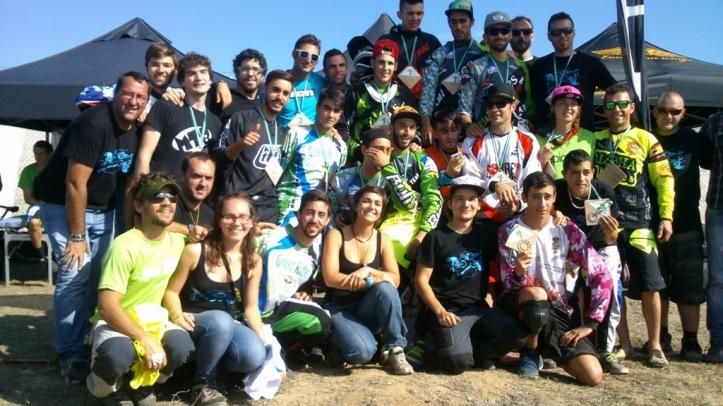 Winners IV dh Sierra Carbonera de Greenrider