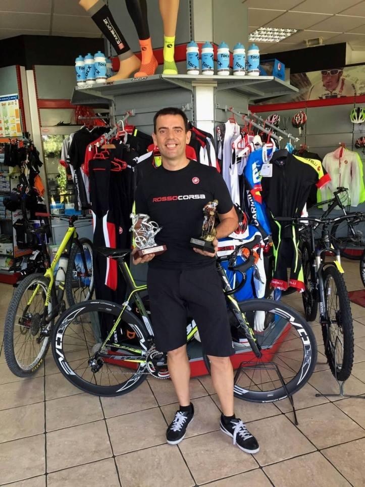 Santiago de Special Bikes en Algeciras