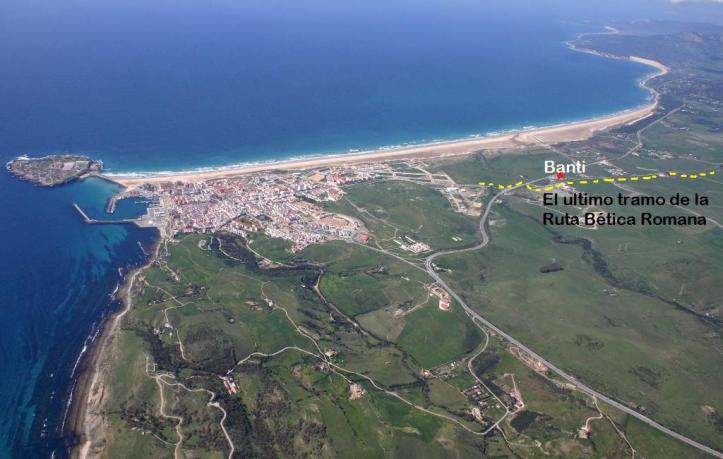 Mtb Routes from Banti Hostel in Tarifa