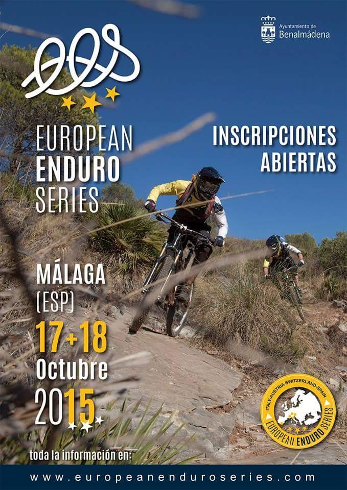 European Enduro Series in Benalmedena