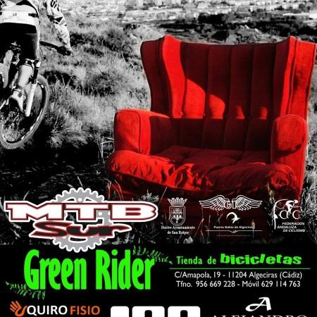 V DH Sierra Carbonera de Greenrider