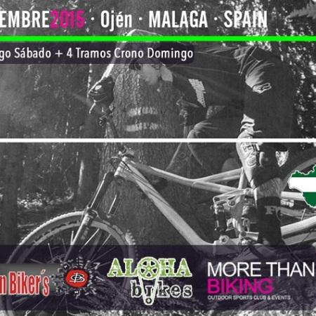 Campeonato Andalucia Enduro Btt en Ojén