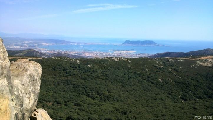 Ciclismode Montaña en el Campo de Gibraltar