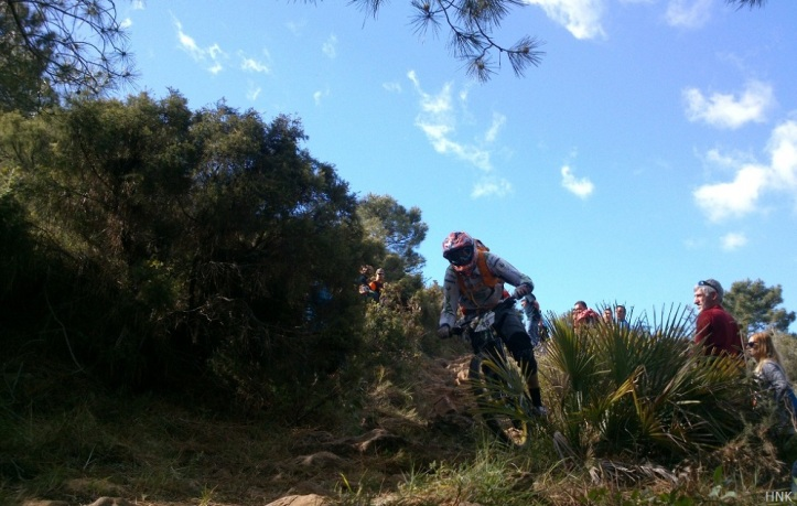 Enduro and Downhill biking