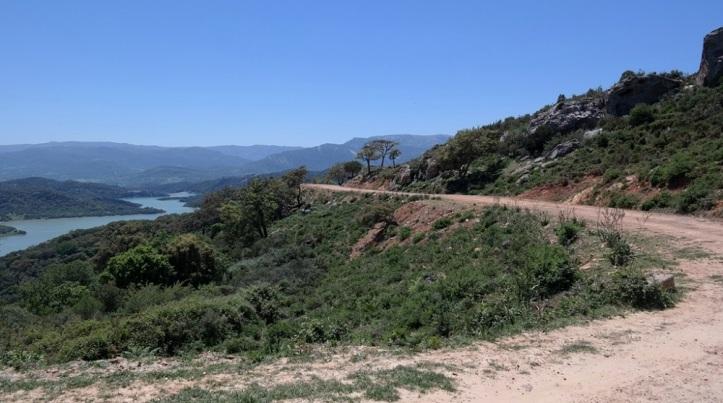 Montecoche, Los Barrios en Los Alcornocales