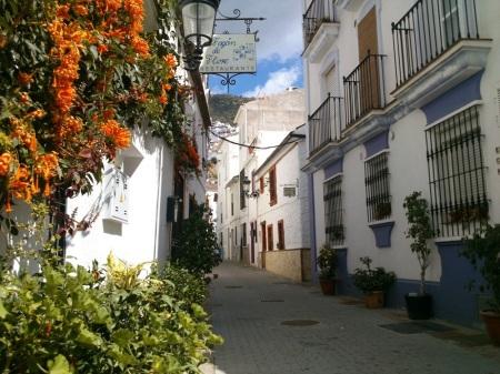 Villa de Ojén, 15 minutes from Marbella
