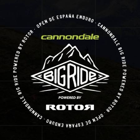 Big Ride Rotor Cannondale Villa de Ojén 2016