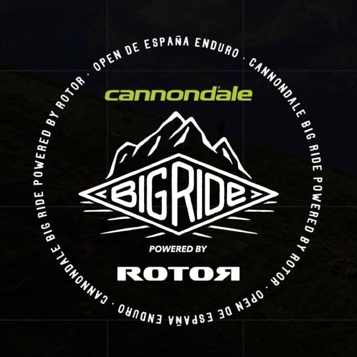 Big Ride Rotor Cannondale Villa de Ojén 2016