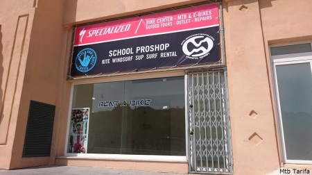 Specialized Bike Center Shop in Tarifa