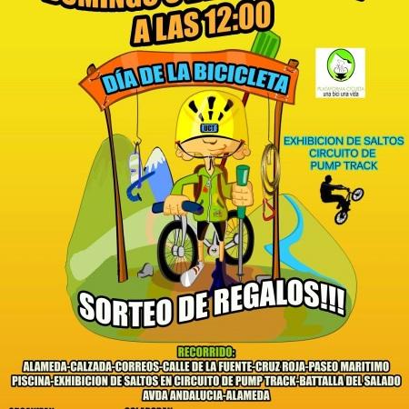 Día de la Bicicleta 2016 Tarifa