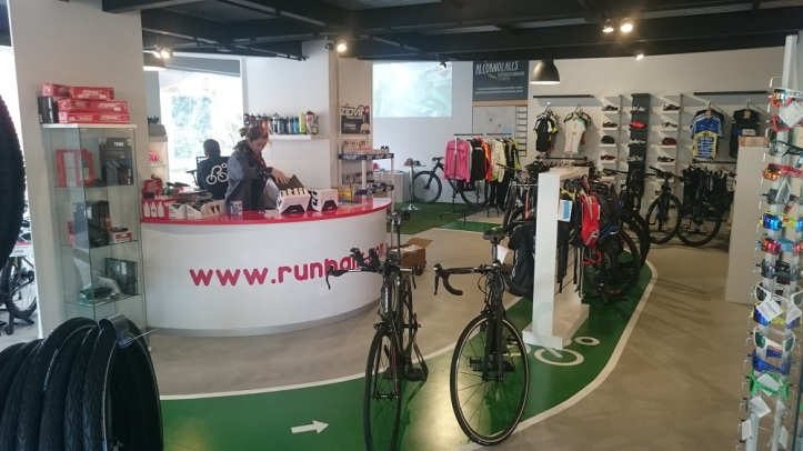 Runbaik Cycling Shop Los Alcornocales