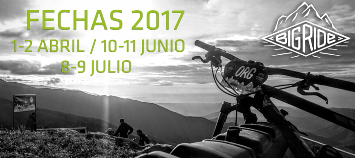 Big Ride Mtb Enduro Calendar 2017
