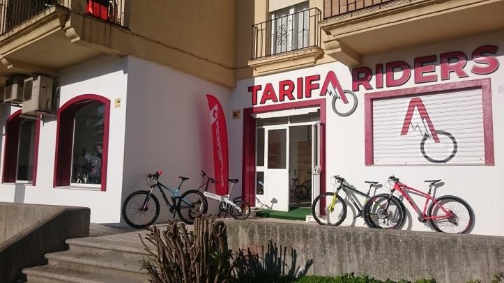 New bike shop in Tarifa - TARIFA RIDERS