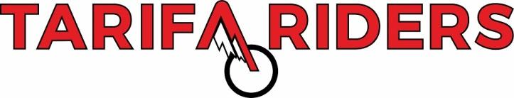 Logotipo orrginal de TARIFA RIDERS