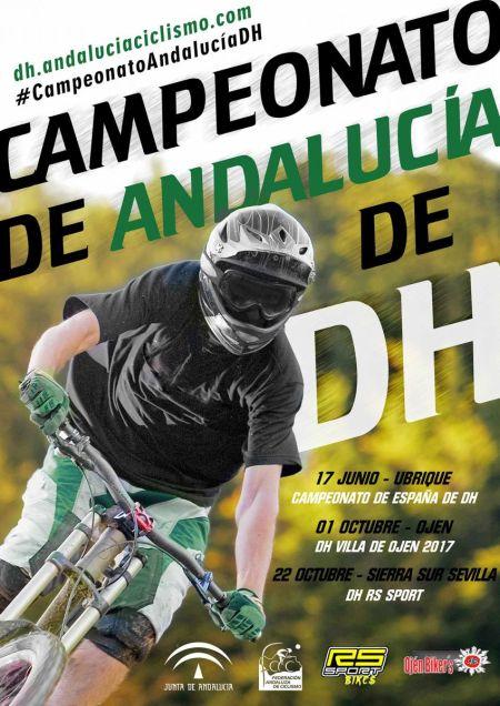 Campeonato Andalucia de descenso 2017