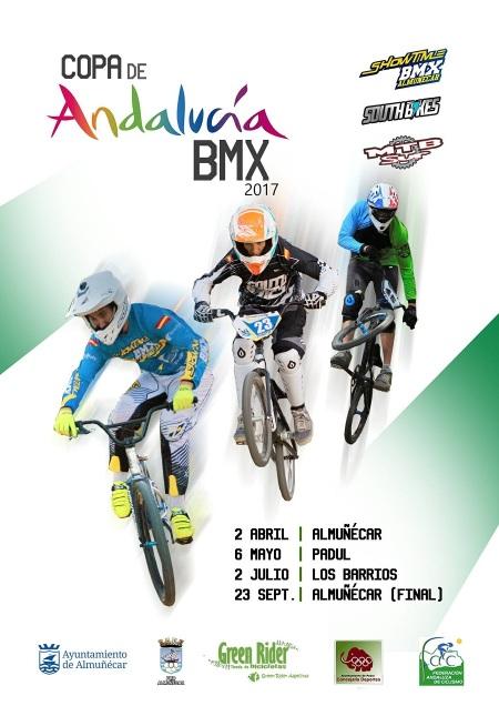 Copa Andalucía BMX 2017