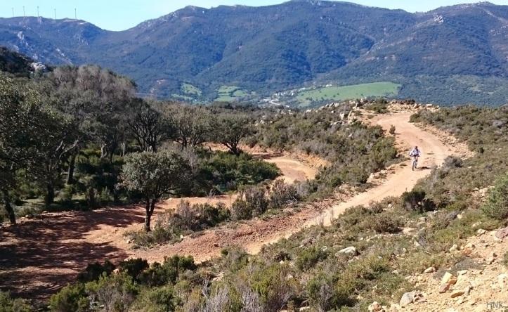 Saladavieja Mtb Route
