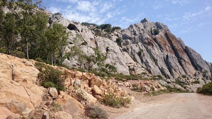 Cueva del Moro Mtb Route Bolonia