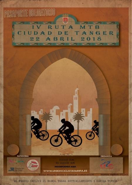 IV Ruta Cicloturista Mtb Tanger 2018