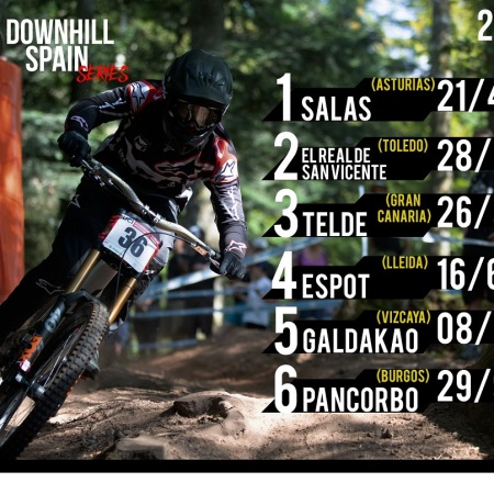 Downhill Spain Series 2019