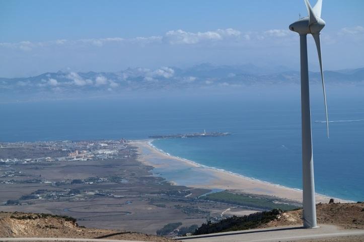 Wind Turbine Tour Tarifa