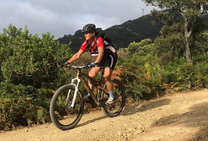 Mountain biking in tarifa